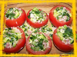 tomates farcies allégées 1