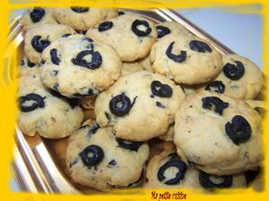 cookies aux olives (1)