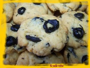 cookies aux olives (3)