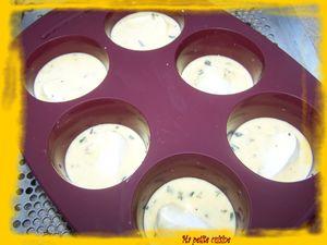 muffins coeur de mozza