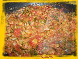 courgettes à la tomates 1