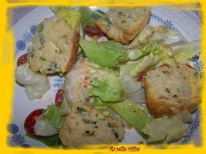 muffins courgette chevre 3