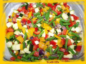 gratin de riz et légumes1