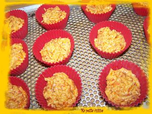 muffins chorizo,poivron1