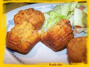 muffins chorizo,poivron4