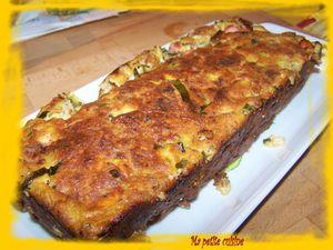 pain de courgettes aux tomates confites 1