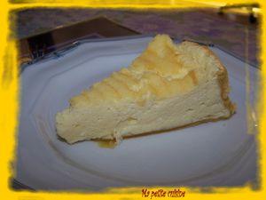 tarte au fromage blanc 3