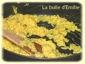 risotto moelleux 3