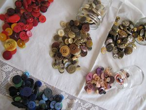 Boutons couleur
