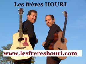 Site Les frères HOURI