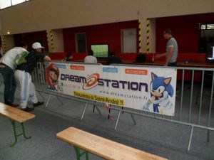 Le stand Dream Station