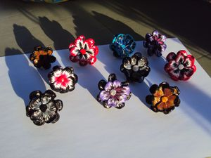 Bagues Fleurs (7)