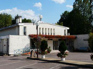 Sarliac-sur-l'Isle mairie