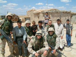 iraq friends