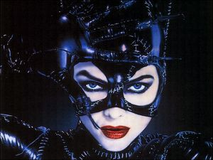 catwoman michelle