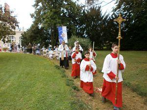 Corpus Christi en Rennes I