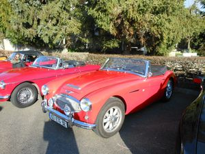 austin healey et mg