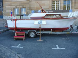 le rare Chris Craft 1960