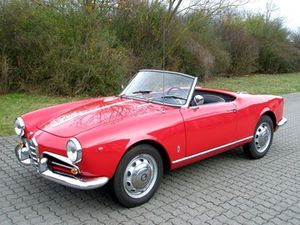 alfa spider 1958