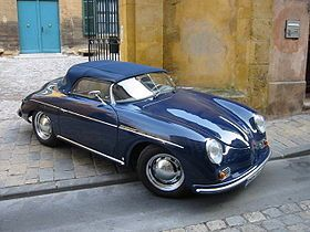 Porsche 356 speedster