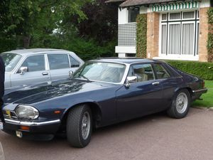 XJS Boulie