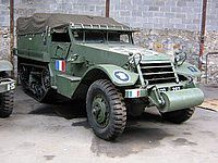 half track