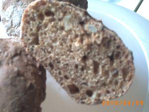 pain de campagne au levain kayser 1