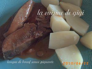 langue de boeuf sauce piquante 2