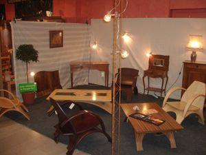 le salon des b nistes de guilherand granges atelier pourquoi pas mobilier design sur mesures. Black Bedroom Furniture Sets. Home Design Ideas