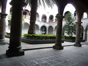 4 Coyoacàn Patio