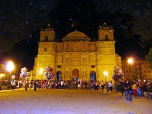 8 Cathédrale d'Oaxaca