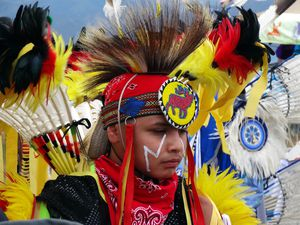 Taos Pow Wow 20 portrait