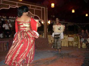 danseuses de Tozeur