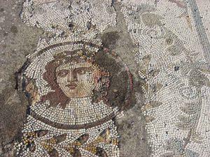 mosaïques portrait