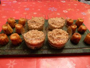 verrines foie gras caneles sales-MiNi