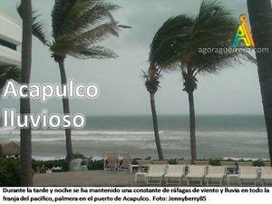 Acapulco lluvioso