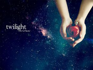 twilight christmas picture