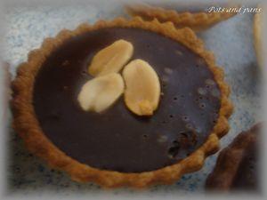 tartelettes chocolat cacahuètes3