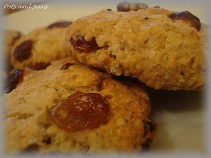 cookies avoine cranberries13