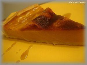 tarte potimarron érable5