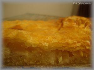 galette calisson poire7