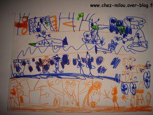 dessin enfant planète07