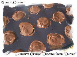 Guimauve Orange-Chocolat 2