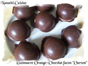 Guimauve Orange-Chocolat 3