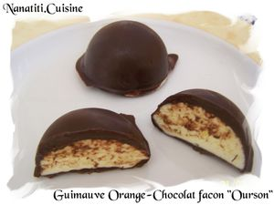 Guimauve Orange-Chocolat 4