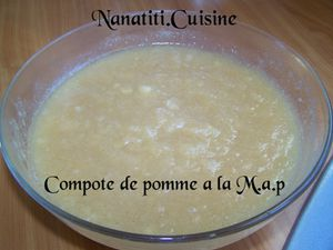 compote cuite