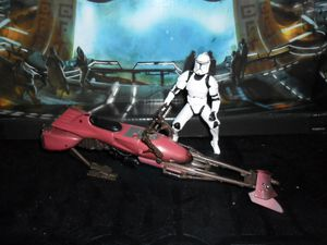 Collection n°182: janosolo kenner hasbro - Page 4 Clone-trooper-with-speeder-bike--4-