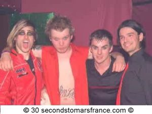 30 Seconds to mars 2003-05