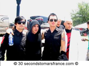 30 Seconds to mars 2005-01