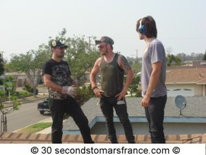 30 Seconds to mars 2008-02